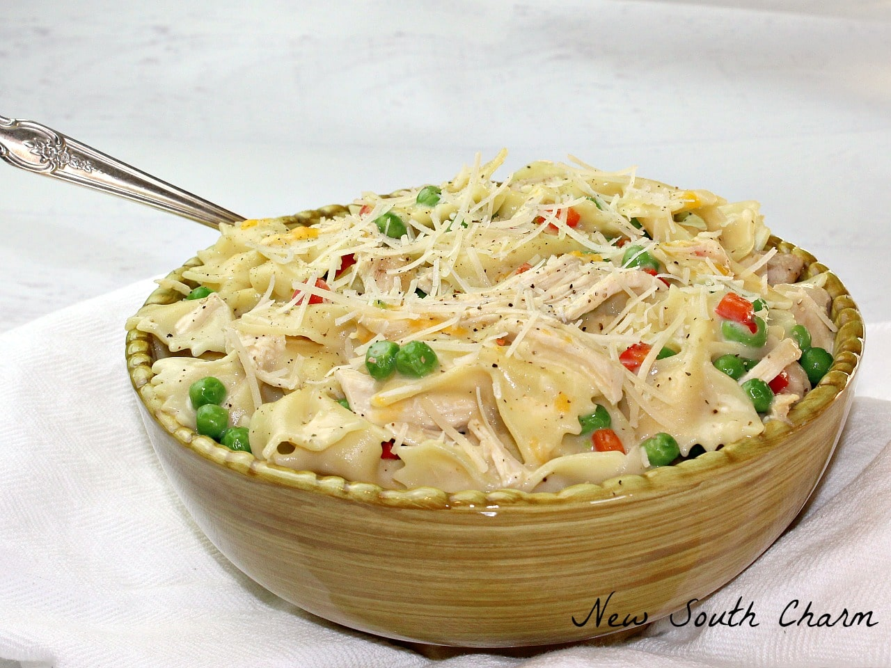 easy chicken pasta recipe