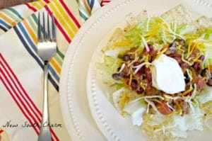 30 Minute Skillet Nachos Feature