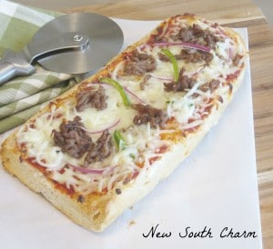 French Bread Pizza Feature Image