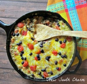 Easy Enchilada Casserole Feature