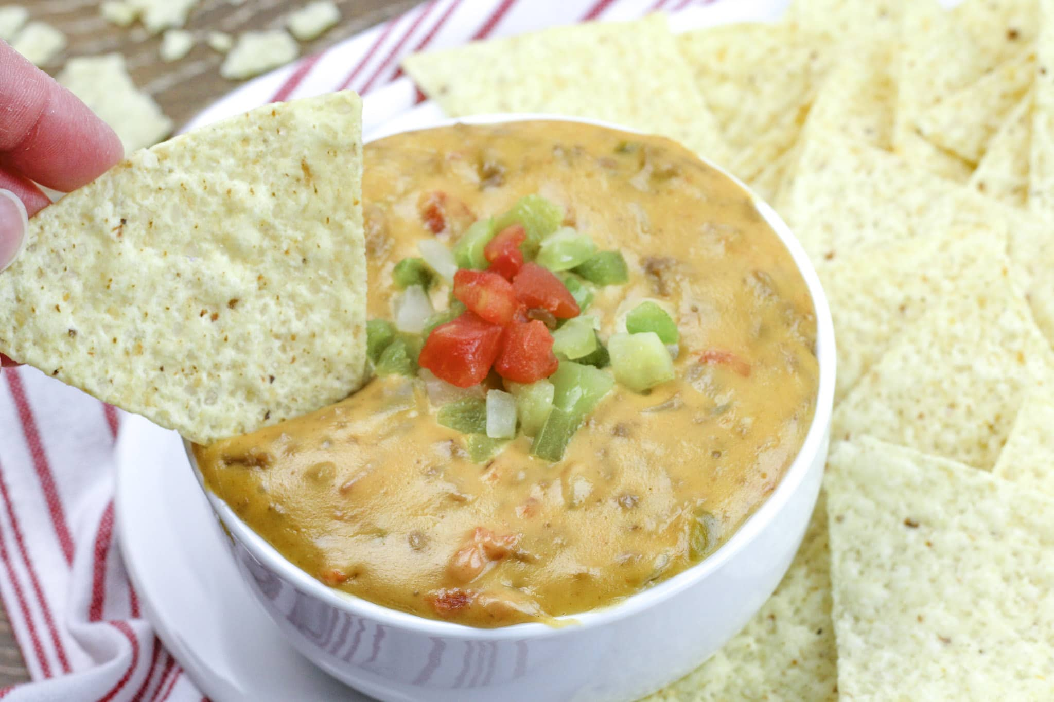 Slow Cooker Queso
