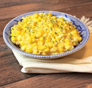 Southern Style Skillet Corn Cover