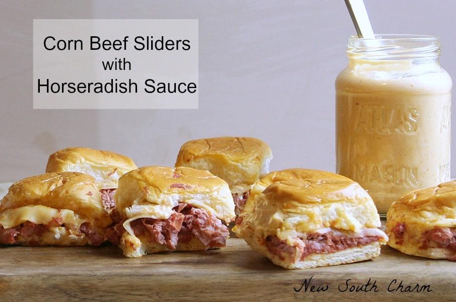 Corn Beef Sliders FB 2