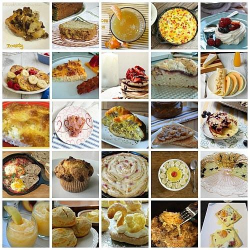 Let's Do Brunch: 25 Delicious Recipes
