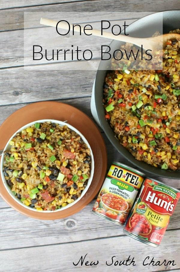 One Pot Burrito Bowl 2