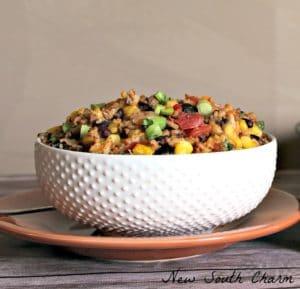 One Pot Burrito Bowl Cover