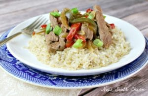 Slow Cooker Pepper Steak Support 2