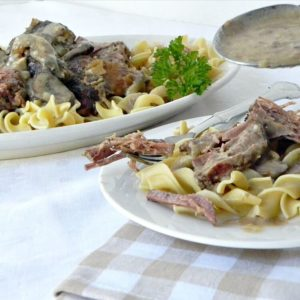 Easy-Slow-Cooker-Pot-Roast-with-Mushroom-Gravy-750