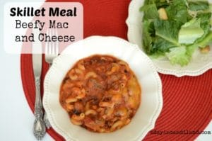 Skillet-Meal-Beefy-Mac-and-Cheese-