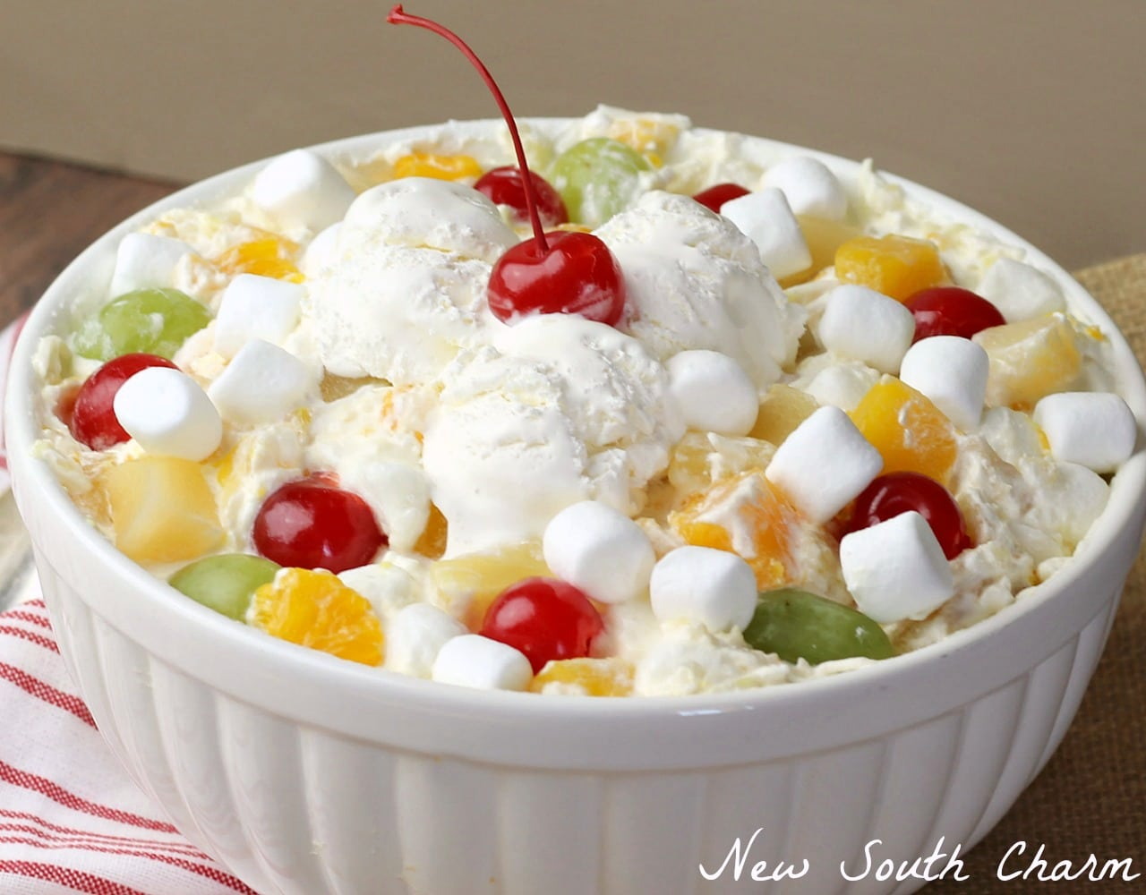 Ambrosia Salad cool whip