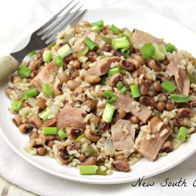 Hoppin' John and Rice