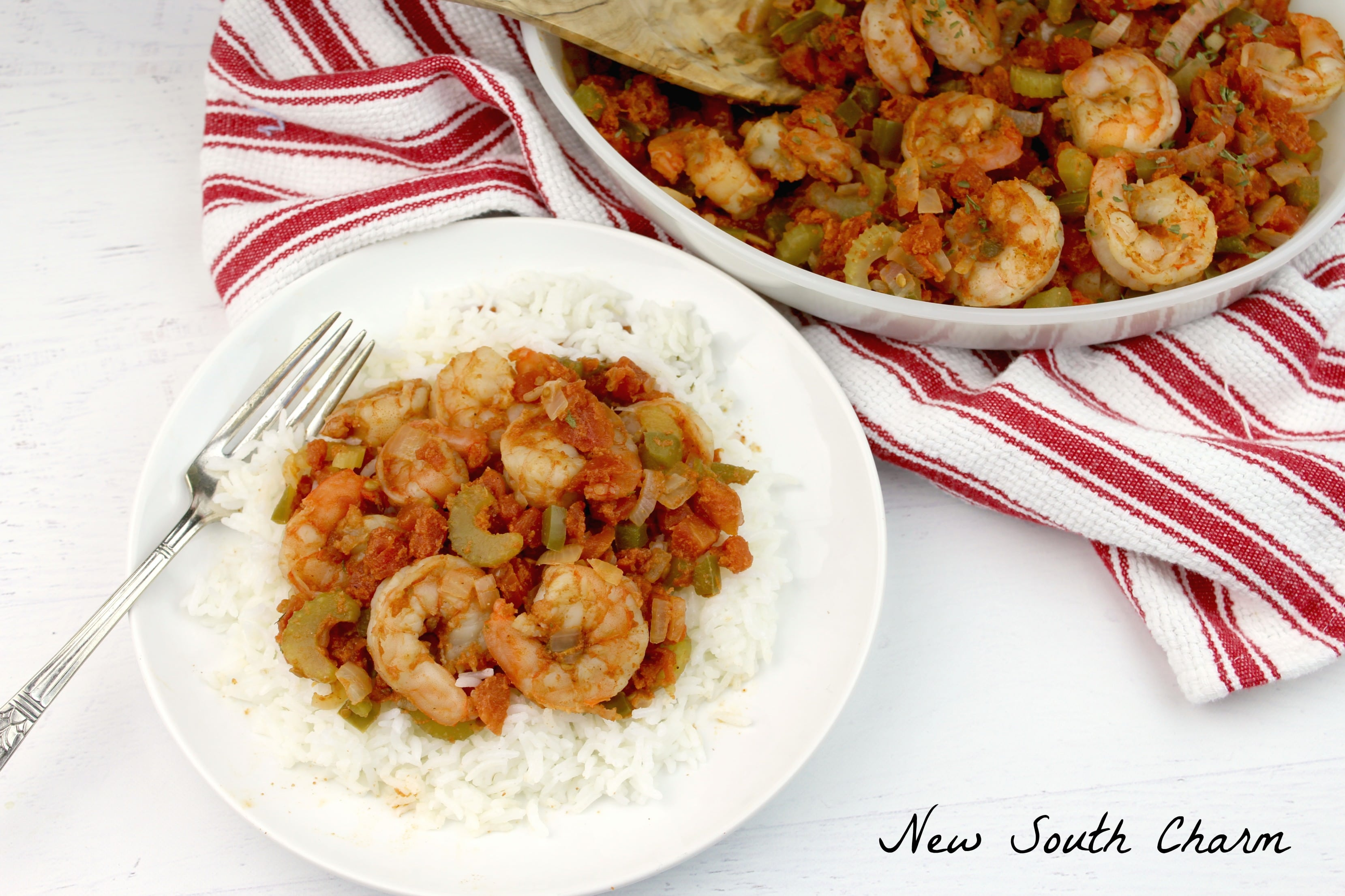 Easy Shrimp Creole Recipe