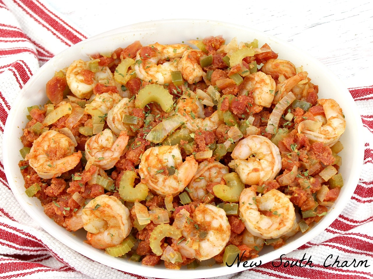 Easy Shrimp Creole