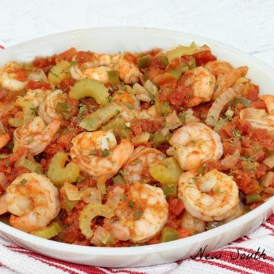 Shrimp Cerole