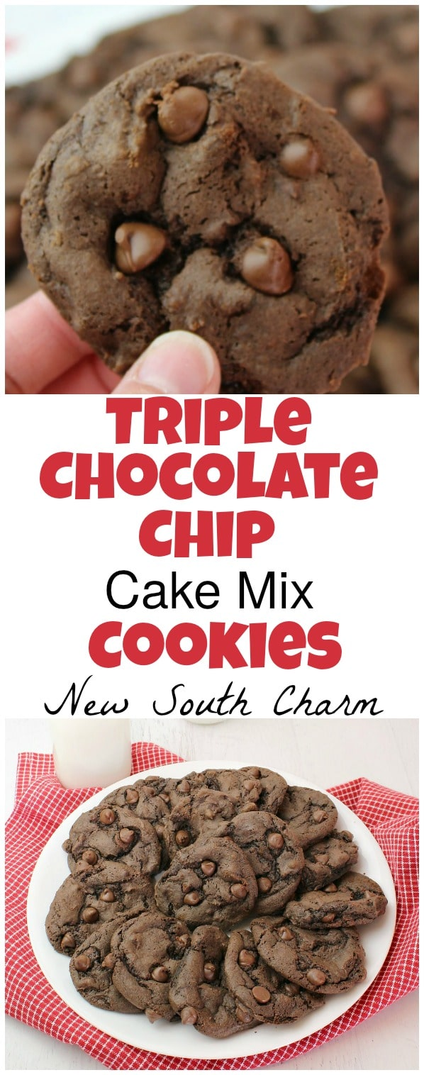 Easy and delicious these cookies are perfect for parties, gifts, bake sales or just filling your cookie jar.