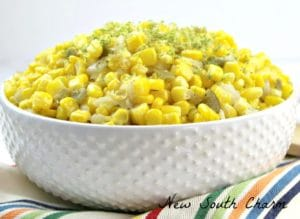 Jalapeno Lime Corn