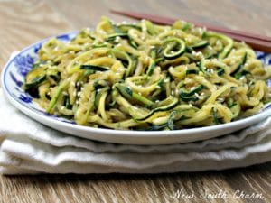 Easy Stir-Fry Zucchini