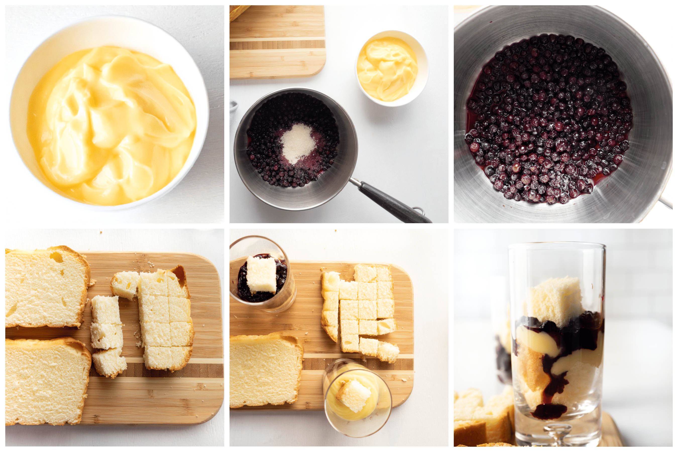 Pictures show steps needed to make this recipe.