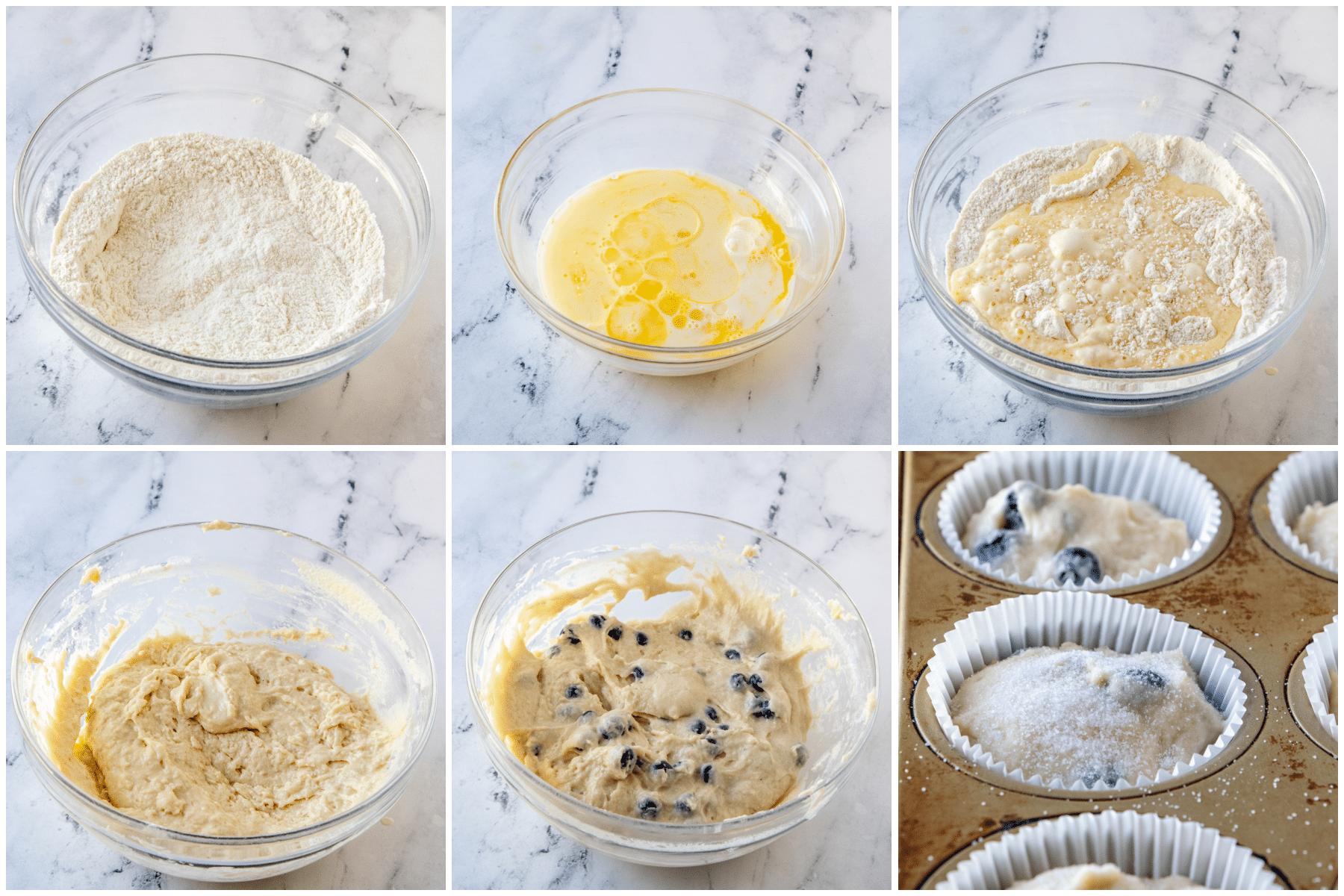 Step by step photos for recipe